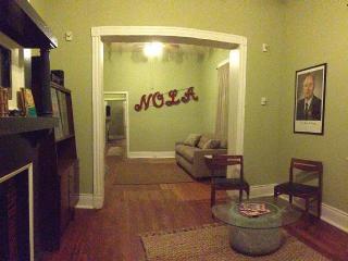 Stylish Shotgun In Uptown New Orleans - New Orleans vacation rentals