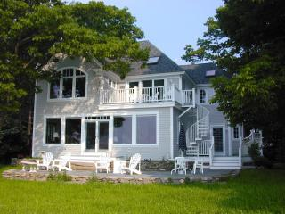 Dramatic ocean front home on Casco Bay - Freeport vacation rentals