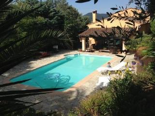 Grande maison avec piscine et jardin exotique - Hyères vacation rentals