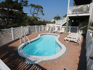 Delightful Gulf View Home with Pool, Stunning Sunsets, Mere Steps to Beach - Cape San Blas vacation rentals
