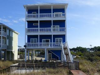 Fantastic gulf-front, pet-friendly 5 BR with 5.5 Bath and 5 decks - Cape San Blas vacation rentals