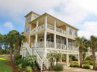 Blissful 1st Tier Home with Pool, Fenced Yard,Grand Interior and Views - Port Saint Joe vacation rentals