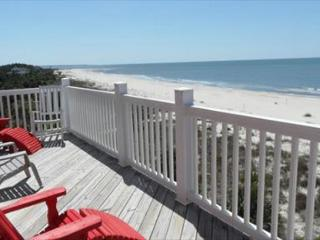 Beachfront, Spacious, 3 Kings, Screen Porches, Pet Friendly 12/19 $2190/wk - Port Saint Joe vacation rentals