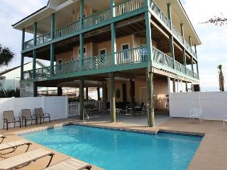 Beachfront, Private Heated Pool, Hot tub, Screen Porch, WIFI - Port Saint Joe vacation rentals