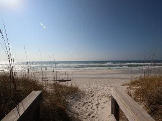 Custom Gulf Front Home, North Cape, Private Pool, $250 Beach Gear Offered - Cape San Blas vacation rentals
