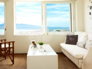 3 bd apartment with amazing seaview near port - Athens vacation rentals