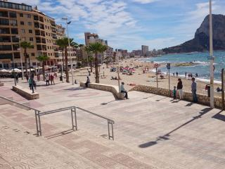 Calpe Holidays apartment, near the beach 50mts - Calpe vacation rentals