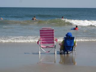 On the beach in Brigantine, NJ - Brigantine vacation rentals