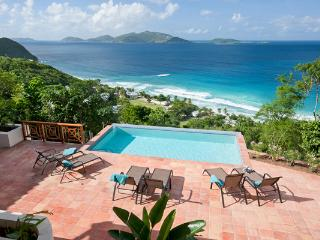 Situated on a private hillside above Long Bay Beach. MAT ALF - Long Bay vacation rentals