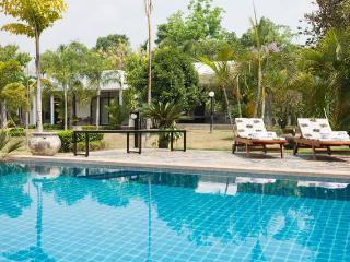 Luxury villa with infinity pool and maid service - Chiang Mai vacation rentals