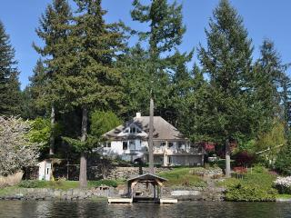 Lake Sawyer waterfront home - Black Diamond vacation rentals