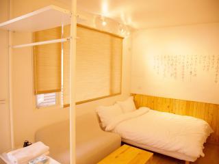 Loft Hostel-Room 3A (宜蘭羅東夜市樂福民宿-雙人套房3A) - Yilan vacation rentals