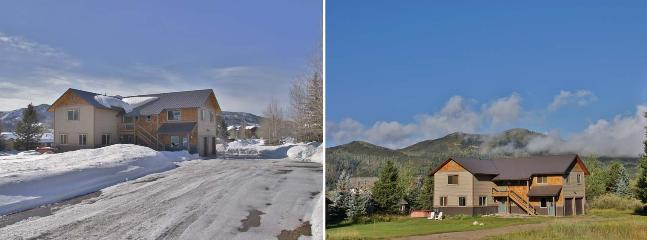 Exterior View - Nice Large Yard, Plenty of Parking! - Beautifully Renovated Private Home - Great Views of the Steamboat Ski Resort (3509) - Steamboat Springs - rentals