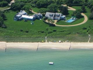 AN EXQUISITE WATERFRONT, LUXURY - RESTORED 18th CENTURY VINEYARD HOME W/POOL - Edgartown vacation rentals