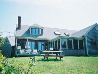 CHARMING HOME WITH WATERVIEWS AND A LOVELY SCREEN PORCH - Chilmark vacation rentals