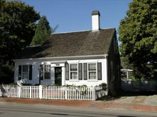 BEAUTIFUL IN-TOWN EDGARTOWN HOME - Edgartown vacation rentals