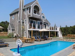 LUXURIOUS KATAMA HOME WITH HEATED POOL - Edgartown vacation rentals