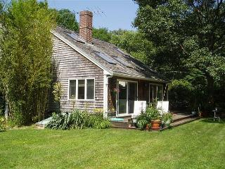 CHARMING PRIVATE COTTAGE WITH A YARD THAT IS A SLICE OF HEAVEN ON EARTH - West Tisbury vacation rentals
