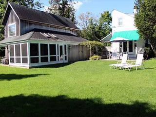 Beautiful 5 Bedroom House in-town Edgartown - Edgartown vacation rentals