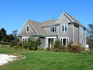 ENJOY SUNSETS & WATERVIEWS FROM THIS BEAUTIFUL AQUINNAH HOUSE & GUEST HOUSE - Aquinnah vacation rentals