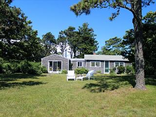 WATERFRONT, VINTAGE VINEYARD WITH MODERN CONVENIENCES - Chappaquiddick vacation rentals
