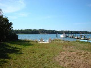 LAKE TASHMOO (salt water!) WATERFRONT COTTAGE! - Vineyard Haven vacation rentals
