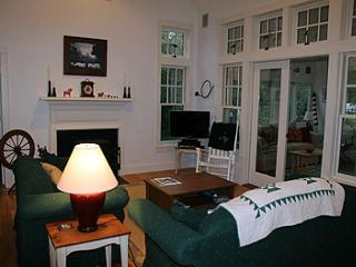 Situated in an open meadow, with summer breezes. - Edgartown vacation rentals