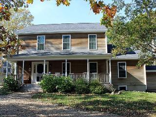 CHARMING VINEYARD FARMHOUSE LOCATED CLOSE TO BIKE PATH AND STATE BEACH - Edgartown vacation rentals