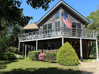 SUN FILLED HOME WITH BEAUTIFUL VIEWS OF THE LAGOON - Oak Bluffs vacation rentals