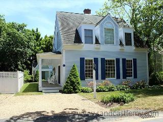 BEAUTIFUL IN-TOWN EDGARTOWN HOUSE AND GUEST - Edgartown vacation rentals