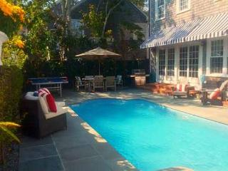 LUXURY & ELEGANCE IN THE HEART OF DOWNTOWN EDGARTOWN WITH POOL - Edgartown vacation rentals