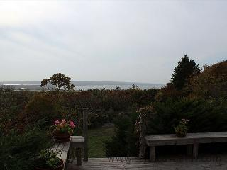 Enjoy beautiful views of Vineyard Sound! - Menemsha vacation rentals