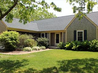Beautifully Landscaped Edgartown Home with Central Air Conditioning - Edgartown vacation rentals