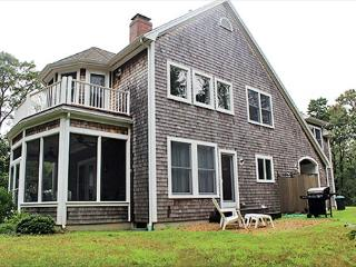 Beautiful Four Bedroom Home with Central Air Conditioning - Oak Bluffs vacation rentals
