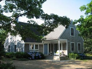 LIGHT-FILLED CONTEMPORARY CAPE CLOSE TO THE BIKE PATH - Edgartown vacation rentals