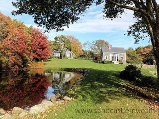 COMPLEX IN A BEAUTIFUL SETTING-MAIN HOUSE &BARN w/POOL,HOT TUB,TENNIS - Chilmark vacation rentals