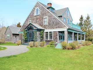 CHARMING,WATERFRONT VINEYARD CLASSIC w/COVERED PORCH - Vineyard Haven vacation rentals