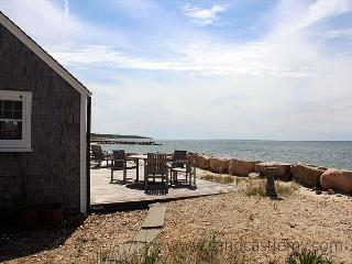 Beachfront house with beautiful views! - Vineyard Haven vacation rentals