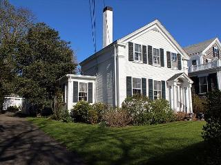 Lovely antique Greek Revival located on Main Street - Vineyard Haven vacation rentals