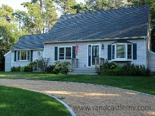 Beautiful Edgartown home with Central Air Conditioning and Pool Table - Edgartown vacation rentals