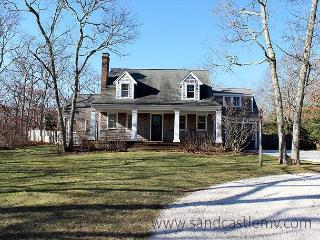 Beatiful, 5 Bedroom West Tisbury Home with Pool - West Tisbury vacation rentals