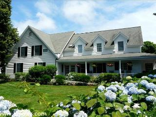 Luxury In-town Edgartown Home with Pool - Edgartown vacation rentals