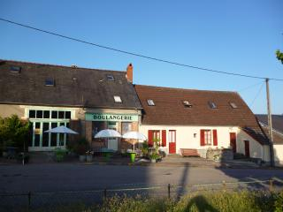 Gite The Bakery in natural park Morvan, Burgundy - Nievre vacation rentals