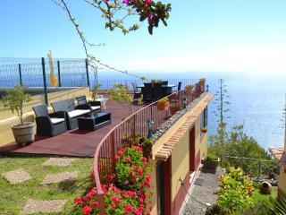 Country House, Terrace, Quiet and Sea View 101 - Faja da Ovelha vacation rentals