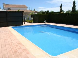Beautiful 3 bedroom Calasparra Villa with Internet Access - Calasparra vacation rentals