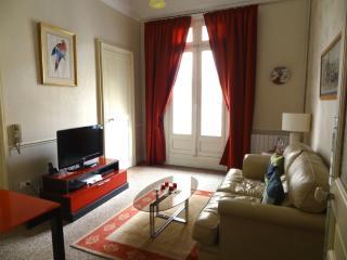 Art nouveau apartment in central Beziers. - Béziers vacation rentals