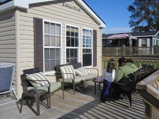 Lakefront Park Model Resort Cottage - Campbellford vacation rentals