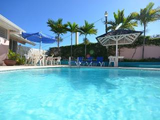 Bright House with A/C and Shared Outdoor Pool - Silver Sands vacation rentals