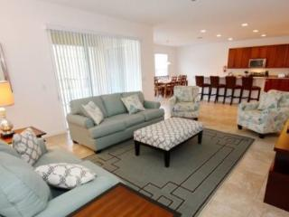 Mediterranean Styled 6 Bedroom 5.5 Bathroom Pool Home in Watersong. 456OCB - Sand Lake vacation rentals