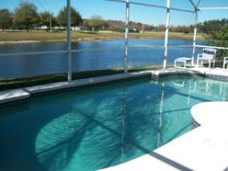 4 Bedroom 3 Bath Home Overlooking Lake With Games Room. 234HD - Image 1 - Orlando - rentals